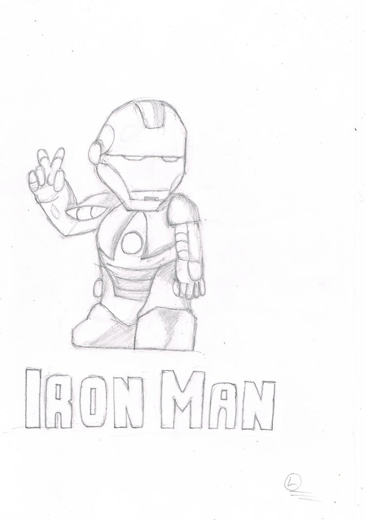 Mini iron man by lightstorm456 on deviantart - Mini iron man ...