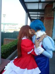 Kiss RXJ by ShijiraLuna
