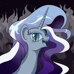 Spoiler Nightmare Pony Pony