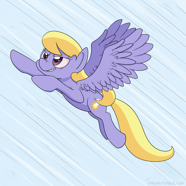 ATG13 Day 5: Cloud Kicker by tehflah