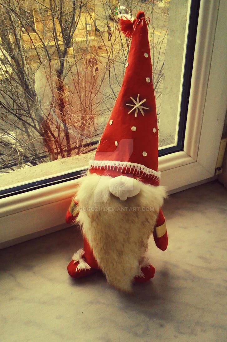 Christmas Tonttu (Dwarf) by GogoZh
