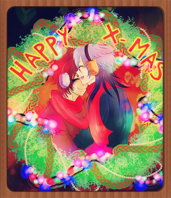 Happy X-Mas! - Morby - by KiraiRei