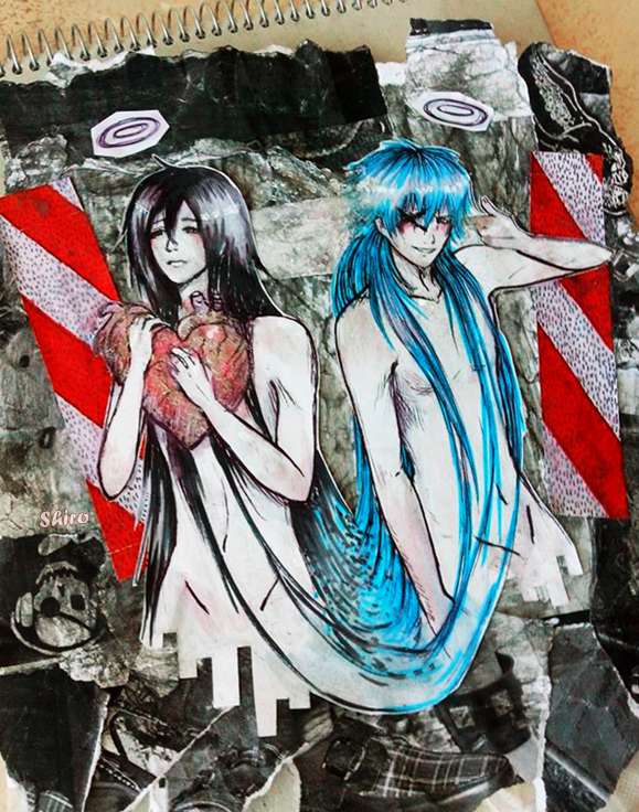 My Twin Soul - DRAMAtical Murder - by KiraiRei