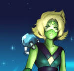 Peridot - Steven Universe-