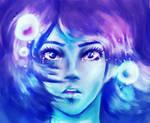 Fluzzy Blue - Steven Universe -