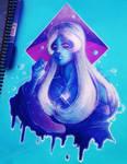 Blue Diamond - Steven Universe -