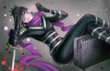 Onsoku no Sonikku - One Punch Man -