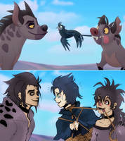 The Call of the Drongo - The Lion Guard -