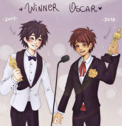 COCO AND BIG HERO 6 BEST ANIMATED 2015-2018
