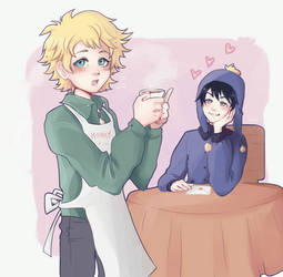 Tweek and Craig - South Park -