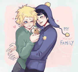 Tweek x Craig - South Park -