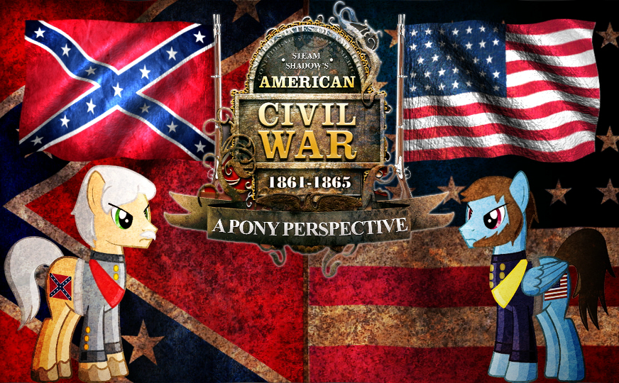 A Pony Perspective: Civil War Cover by wptaimuty