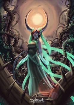 Thorn Demon