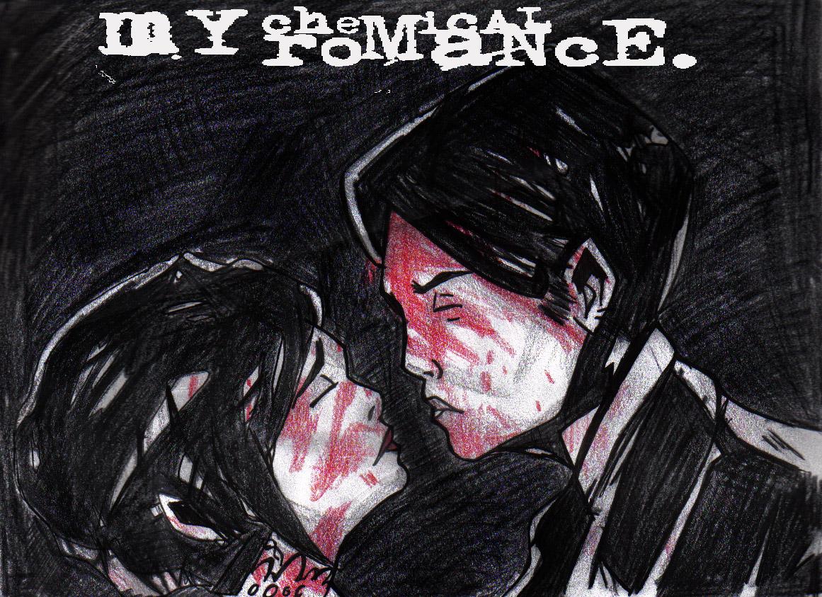 Three Cheers 4 Sweet Revenge By Crimsonroses On Deviantart