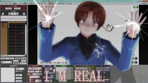 .:I'M REAL:.