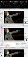 {Tutorial} Glitch-Like Effect for GIMP