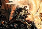 Love Between Good and Evil