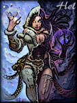 Hel Goddess Of The Underworld