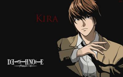 Deathnote Light Kira by CeliinieAkATina