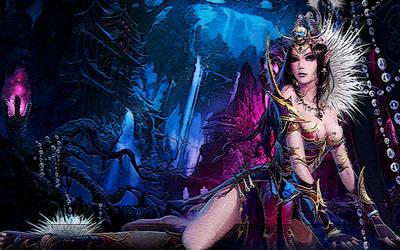 Princess Nercomacer by CeliinieAkATina