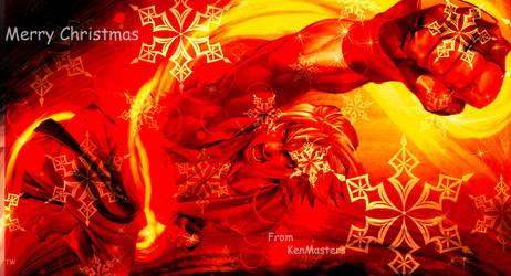 a Ken Master Christmas by CeliinieAkATina