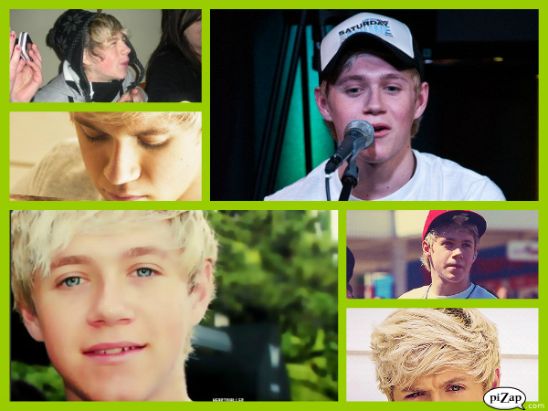 Niall Horan Collage by crystal676 on DeviantArt