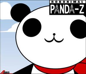 ROBONIMAL Panda - Z by asuchan