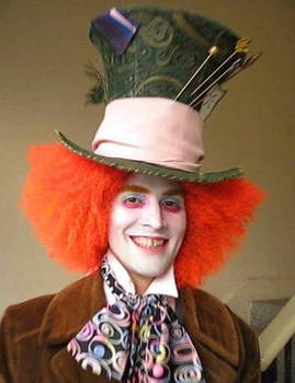 Mad Hatter Costume
