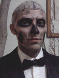 My Take on Zombie Boy