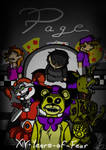 Page - FNAF - Portada