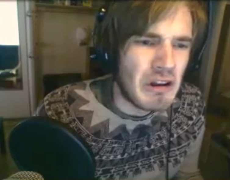 pewdiepie.. by wctaylor1