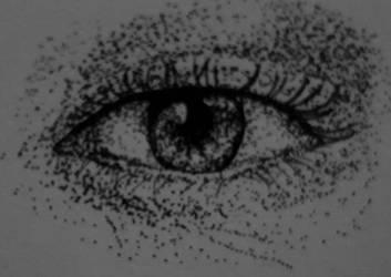 Dotwork Eye