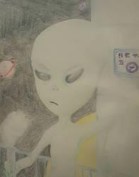 Alien Chilling