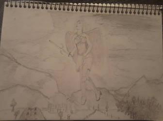 Angel defender