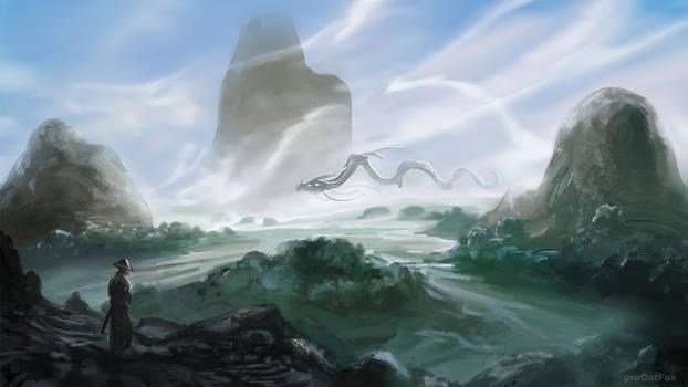 Dragon Landscape 10