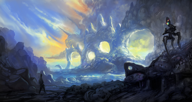 Alien Sea