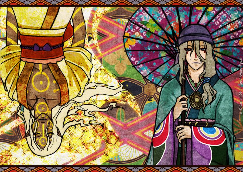 Mononoke the medicine seller by nacrym on deviantart - Mononoke anime wallpaper ...