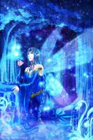 Blue Fairy by Nacrym