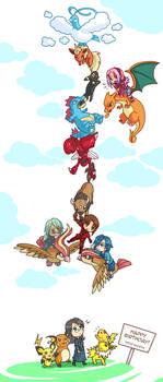 PKMN : Fly higher