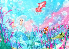 Underwater Sky