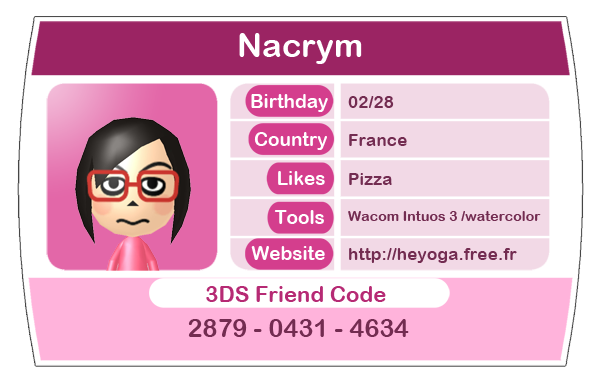 Nacrym's Profile Picture