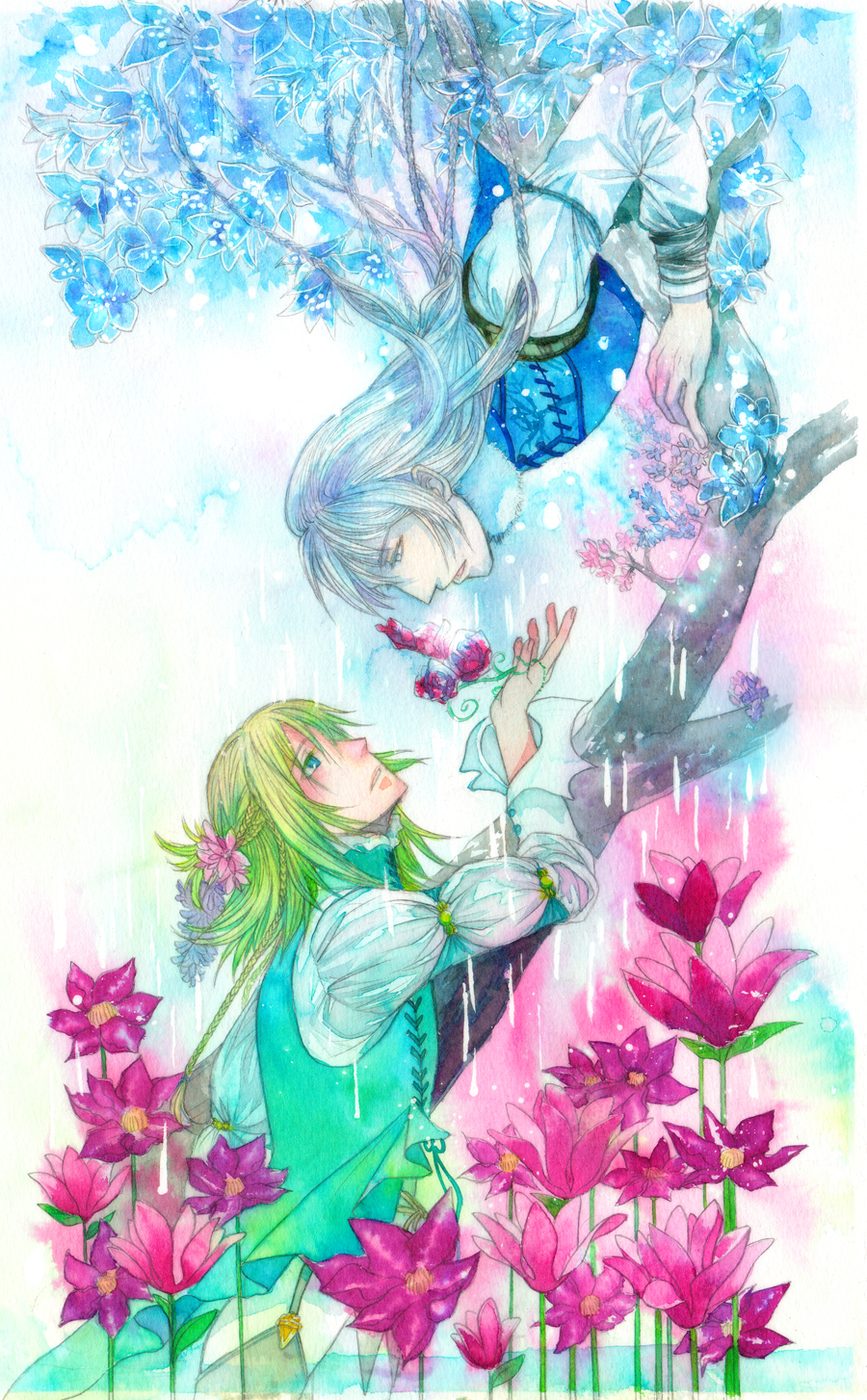 SV : When the snow melts into rain by Nacrym