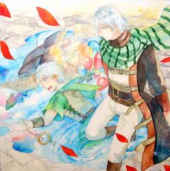 Peter Pan Syndrome by Nacrym