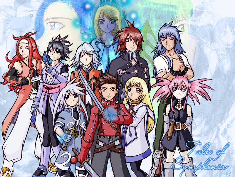 Tales Of Symphonia Sexy 91