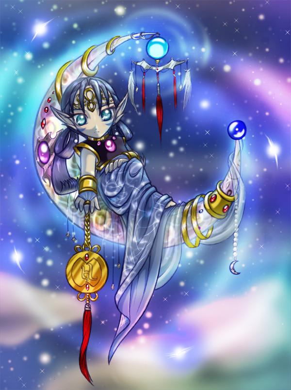 Moon Fantasy by Nacrym