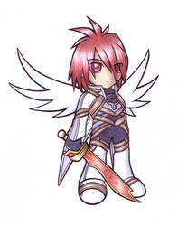 ToS: Winged Kratos by Nacrym