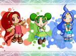 Zelda: Oracles