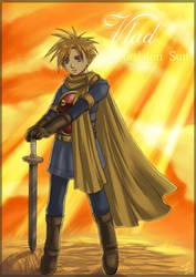 Golden Sun: Isaac by Nacrym