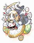Alice and the wondereggs xD