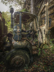 Lost Lorry 1 by amipal